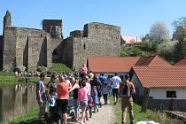 Pozvánku na Starý zámek přijala nejstarší jihočeská dechovka.