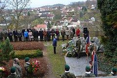 Táborští uctili památku obětí válek.