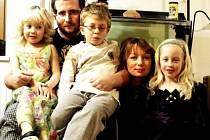 Největší podporu měl a stále má Stanislav Měřínský od své rodiny. Hlavně kvůli  ní chce bojovat, než se postaví znovu na nohy.