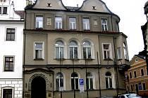 Radnice v Táboře.