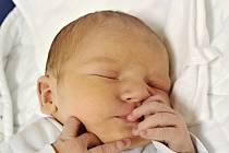 Adam Žilinčík z Tábora. Rodiče Lucie a Roman se svého prvorozeného syna dočkali 24. února 2020 osm minut před třiadvacátou hodinou. Po narození malý Adam vážil 3500 gramů a měřil rovných 50 cm.