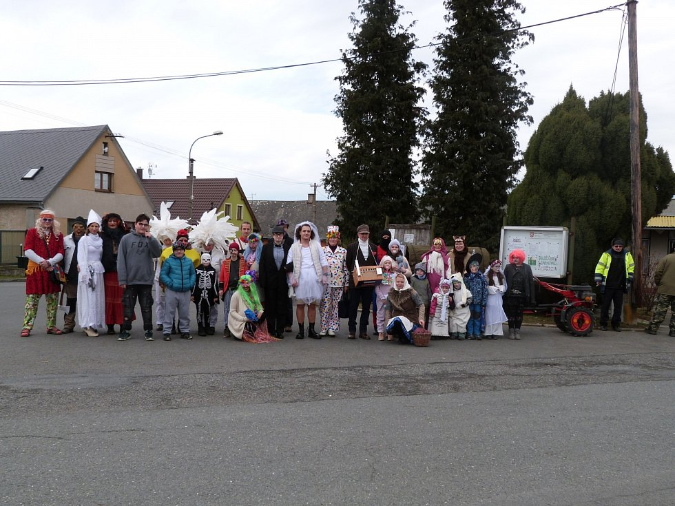 Masopust a karneval ve Ctiboři