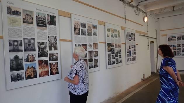 Výstava ve Stříbře.