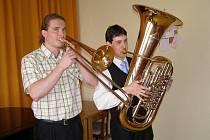 Večer s trombonem a tubou