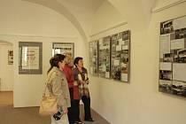 Návštěvníci přišli do tachovského muzea hlavně kvůli výstavě mapující dějiny Tachovského dětského sboru.