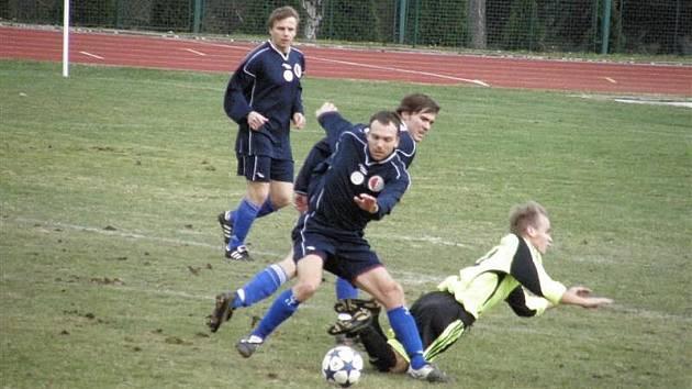 Fotbal: B. Stříbro – Sl. Vejprnice 2:2