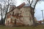 Kostel v Záchlumí potřebuje rozsáhlou opravu.