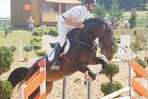 Oldřichov hostil letní jezdecké závody