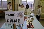 Střední odborná škola ve Stříbře otevřela své dveře dokořán veřejnosti.