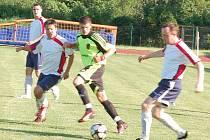 Puma krajský přebor: B. Stříbro – SK Rapid Plzeň 3:0