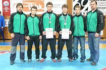 Minivýprava oddílu Zápasu Stříbro přivezla dvě medaile a přidala další výborná umístění.