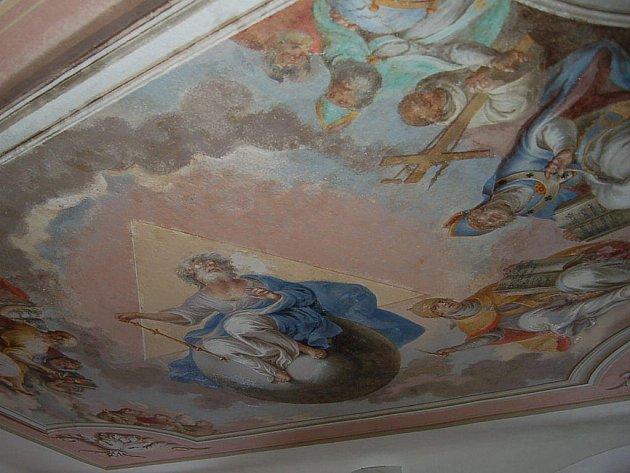 Muzeum restaurovalo fresku