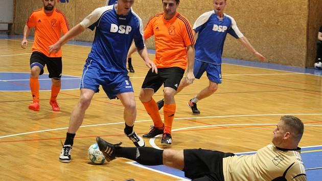 První ročník turnaje Golden Cup v Holýšově.