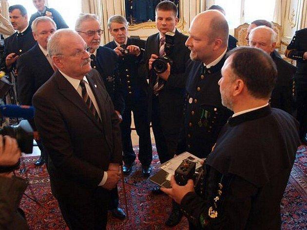 Stříbrští horníci pozvali prezidenta na zářijové setkání