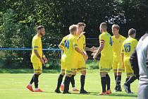 Fotbalisté Baníku Stříbro minulý víkend vyhráli v krajském přeboru na hřišti FK Staňkov vysoko 7:0 a v sobotu se představí na půdě rezervy Jiskry Domažlice.