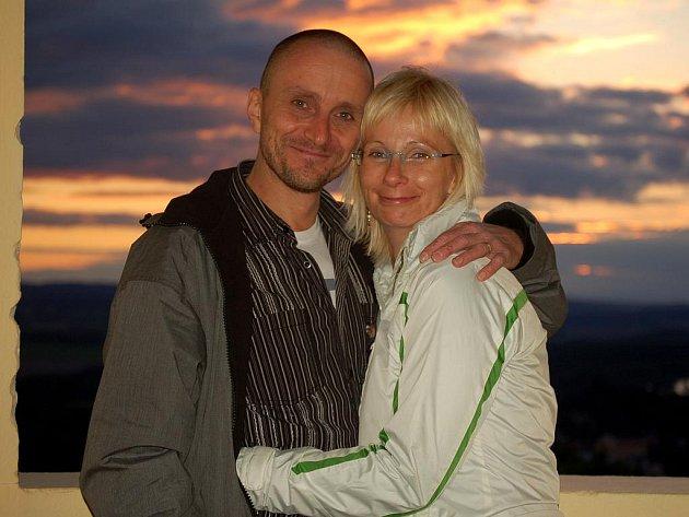 Andrea a Michal Vanišovi.