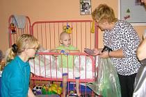 Nemocné děti jsou vděčné za každou maličkou. Pomozte i vy