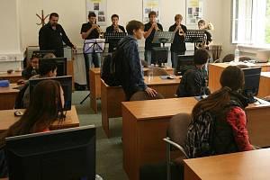 Dny otevřených dveří uspořádalo tachovské vzdělávací středisko Revis.
