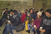 Horníci ze Stříbra uspořádali charitativní koncert.