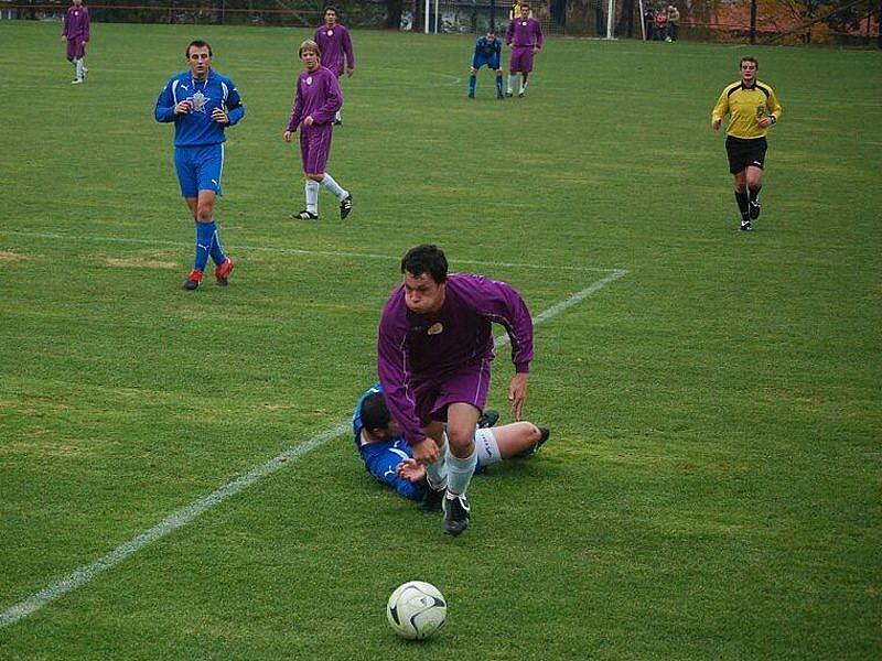 TJ Rozvadov – FK Horažďovice 1:1.
