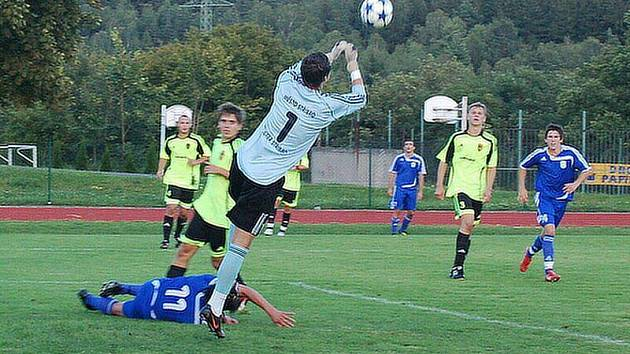 Baník Stříbro – FK Tachov 3:1