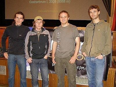 Gasherbrum 2009