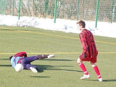 S. Bor remizoval s německým Neubau 0:0.