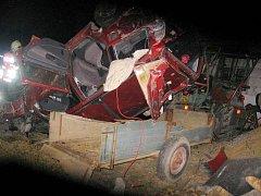 Tragická nehoda v Sytně