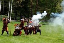 Střelecký den se konal o státním svátku v areálu střelnice ve Stříbře.