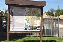 Již v nyní jsou ve Stříbře k vidění nové informační tabule.