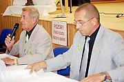 Setkání bývalých pohraničníků v Chodové Plané.