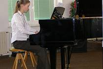 Umělecká škola pořádala závěrečný koncert
