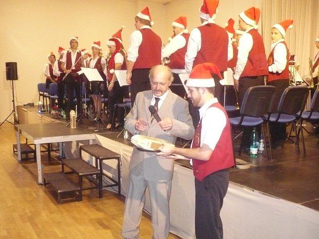 Atmosféra Vánočního koncertu, byla vynikající