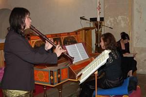 Koncert instrumentálního tria