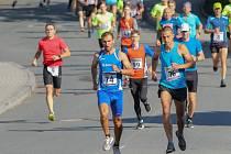 Snímek z loňského závodu Kladrubské pětky, který se letos poběží jako třináctý v pořadí v polovině září.
