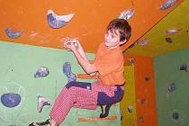 Desetiletá Michaela Matúšová ze Stříbra sbírá ceny po celé republice