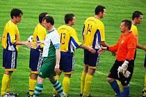 Fotbal: T. Přimda – SHH Heř. Huť 2:1