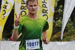"""Ondřej Teska momentálně žije na Černé Řece nedaleko Capartic, kde má ideální podmínky pro trénink na terénní závody. Že mu toto prostředí svědčí, potvrzuje titul """"Lesů pán""""."""
