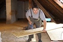 Revitalizace stříbrského domova mládeže finišuje
