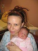 Markétě Háčkové a Martinu Špačkovi ze Stříbra se 5. listopadu v 10.47 hod. narodila ve FN v Plzni prvorozená dcera Natálka (3,42 kg/52 cm), která je zároveň prvním vnoučetem prarodičů Hany, Vladimíra, Aleny a Václava.