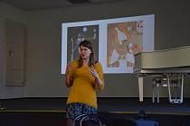 Tématem přednášky v Kladrubech byla mumifikace těl