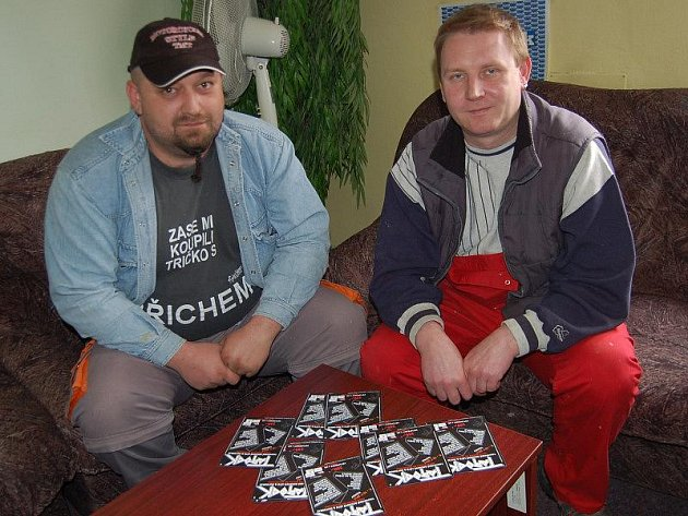Roman a Martin Joselevičovi chtějí na Tarock přilákat velké množství motorkářů i rockových fanoušků.