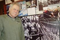 Václav Vítovec v sobotu završí osmiletou práci otevřením Muzea železné opony v Rozvadově.