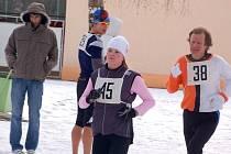 Ve Stříbře se uskutečnil desátý ročník závodu Běh městským parkem – Ganajova stezka