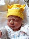 Kateřina Mašková se narodila 3. dubna mamince Tereze a tatínkovi Davidovi v plzeňské FN. Po porodu v 9:49 vážila sestřička dvouletého Daniela z Černošína 3330 gramů a měřila 50 cm.