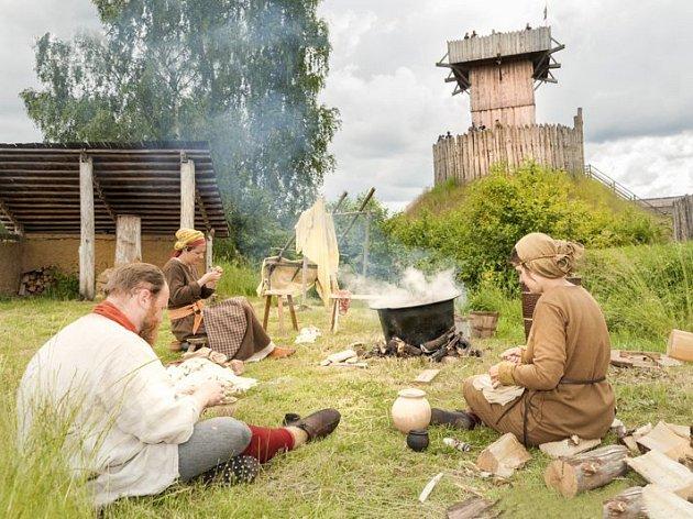 První letošní návštěvníci mohou do Historického parku Bärnau-Tachov zavítat tuto neděli.