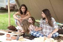 V pořadí už 4. ročník festivalu keltské kultury, nazvaný Lughnasad, se konal v sobotu 28. července v Ostrově u Stříbra.