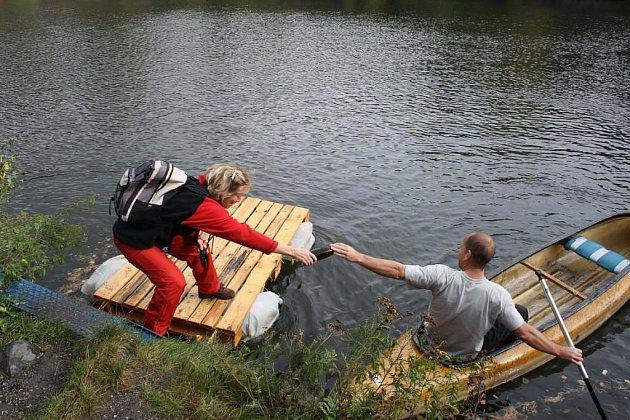 V pavlovickém lomu ukončili potápěči letošní sezónu