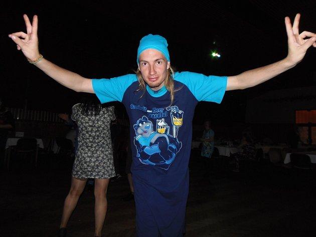 Pyžamový ples ve Stříbře 2015