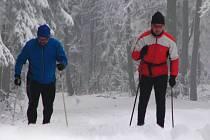 Poslední lednovou neděli se konal další ročník přeshraničního běhu.